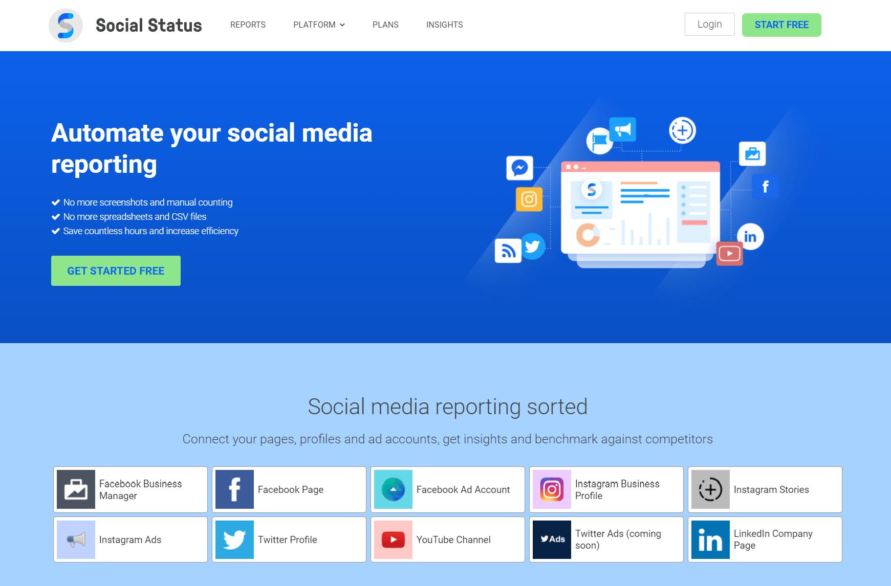 Social Status Overview : Social Status Review