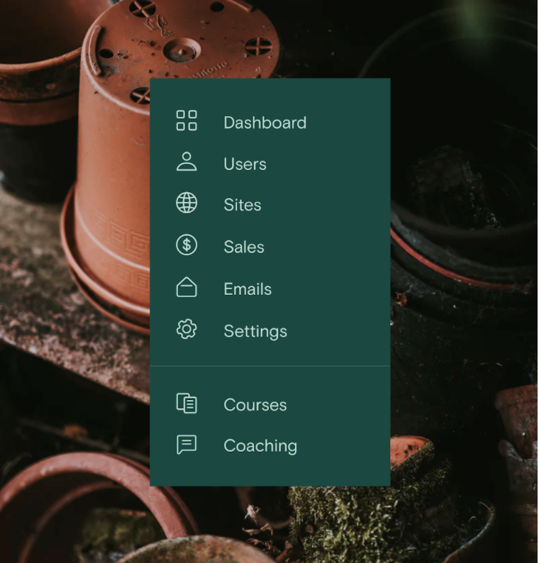 Teachable - Dashboard