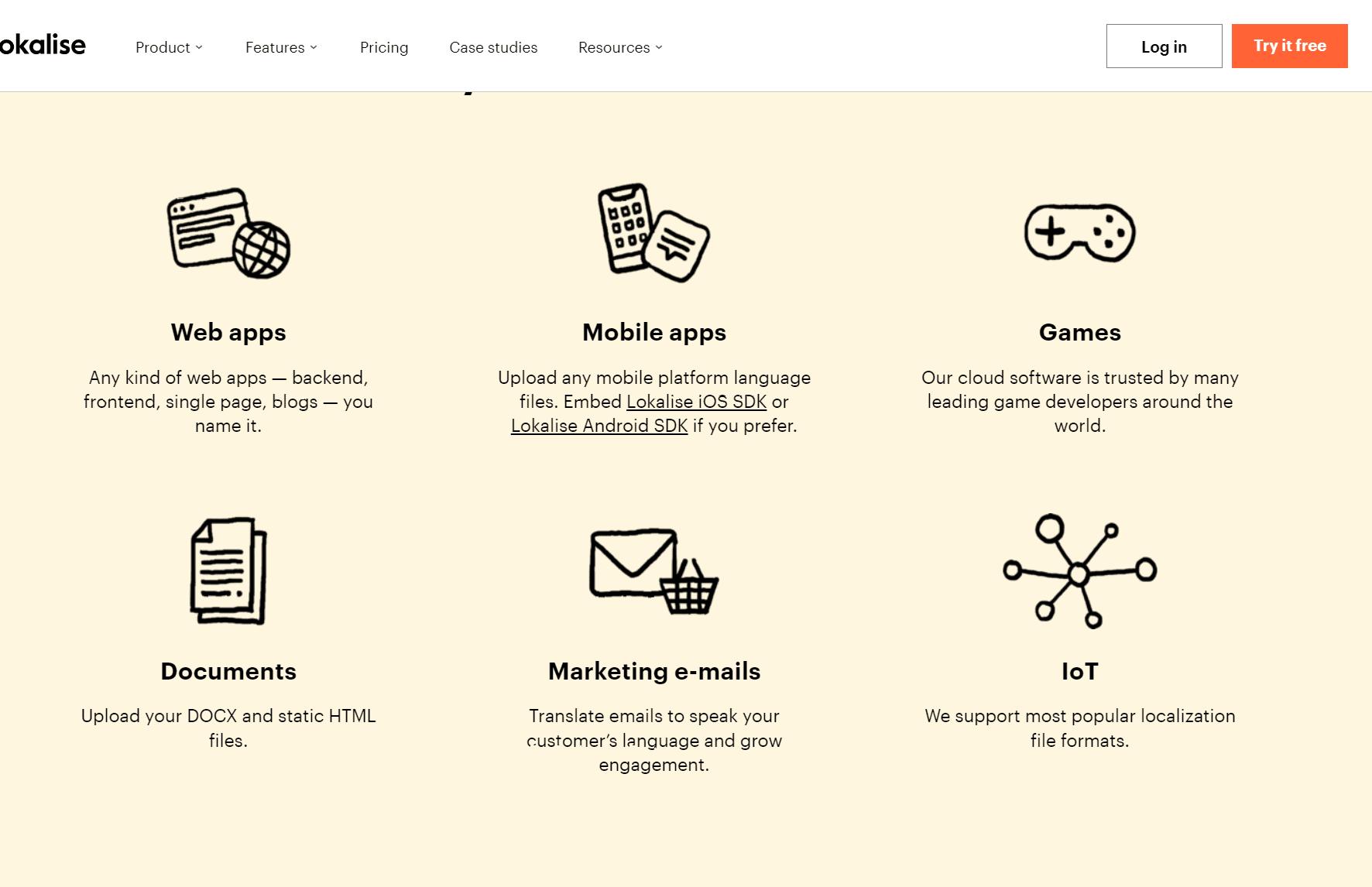Localize features- Weglot vs Lokalise