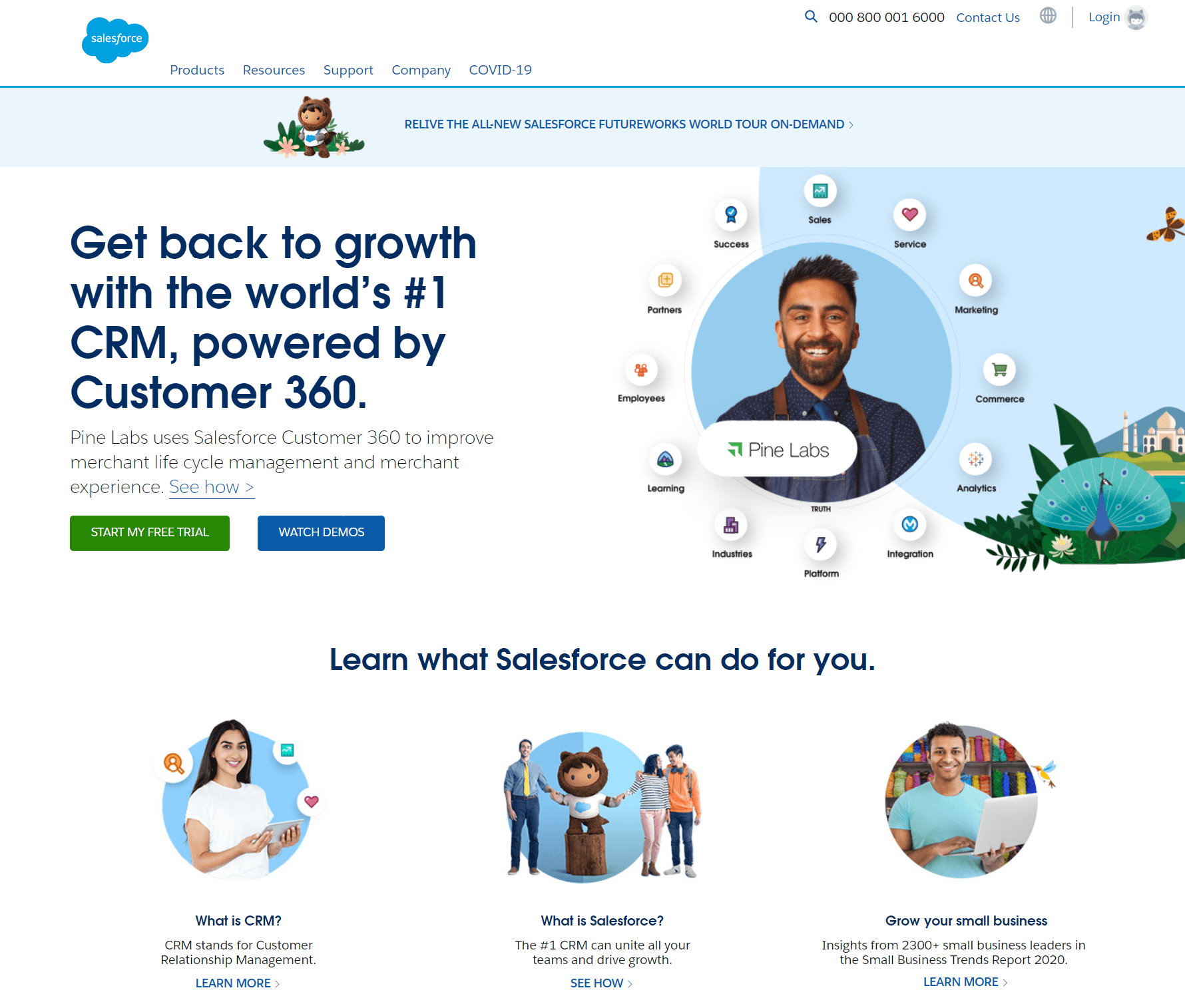Salesforce- Overview