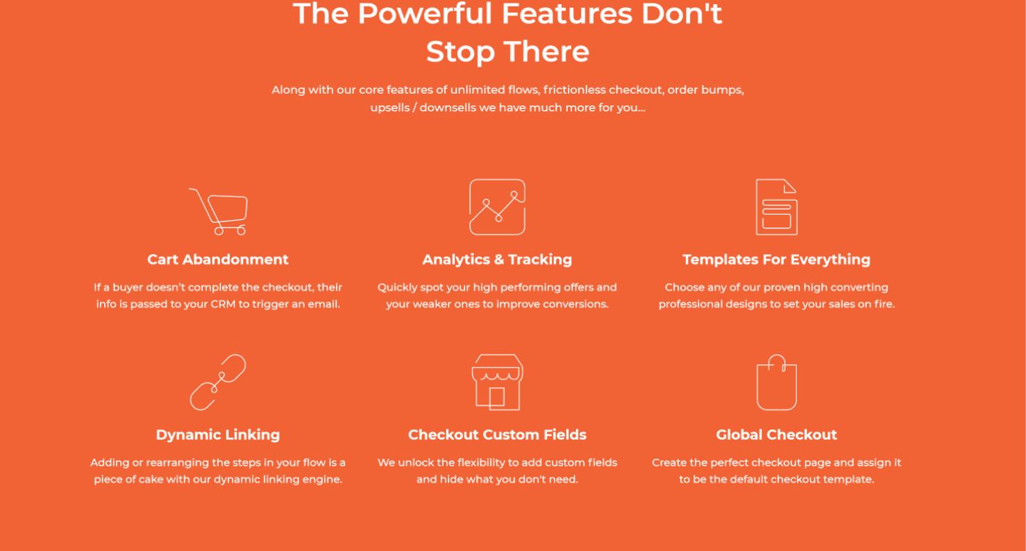 Cartflows features & benefuts- cartflows reviews