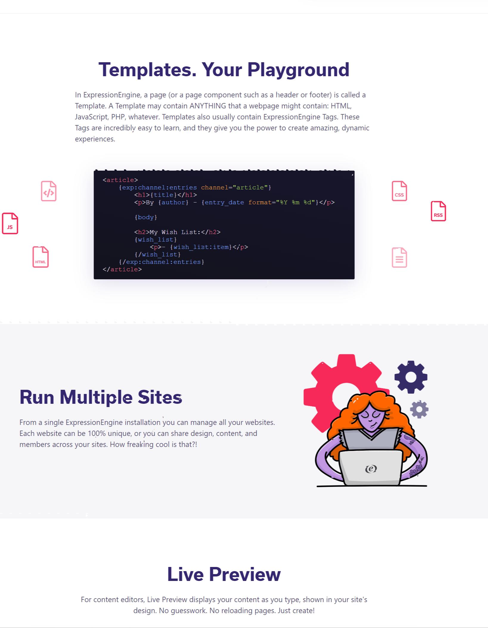 Features-ExpressionEngine