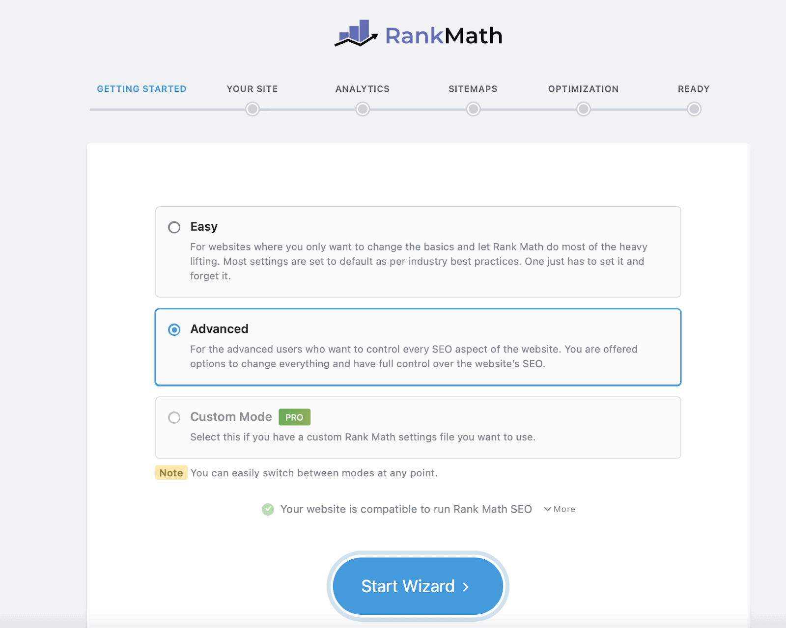 Features - easy to follow - Rankmath