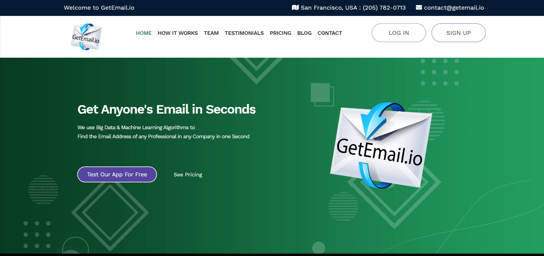 Overview: GetEmail Review