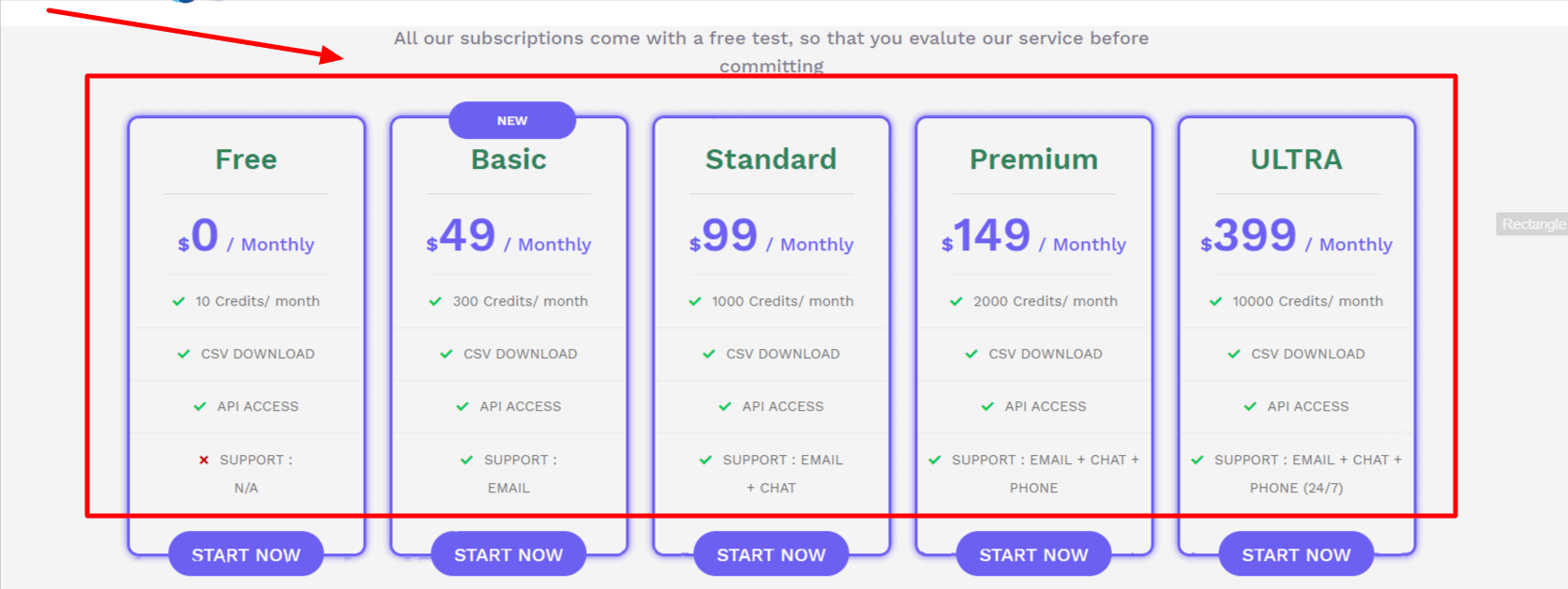 Pricing: GetEmail Review