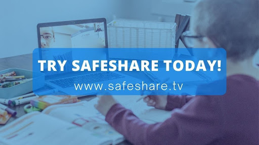 Join millions of people in safeshare