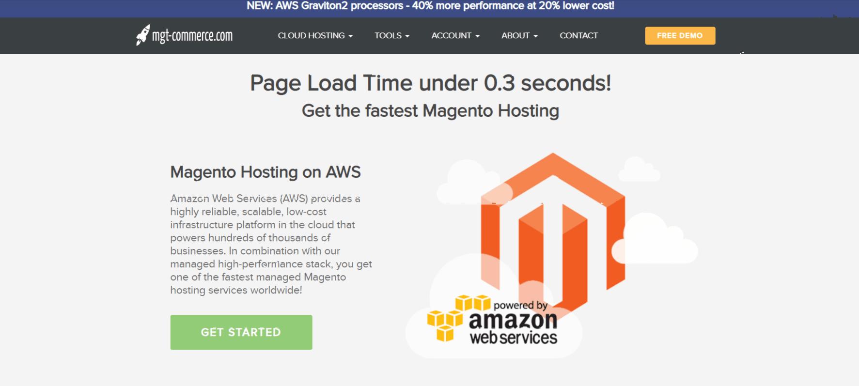 MGT Hosting- Best magento hosting services
