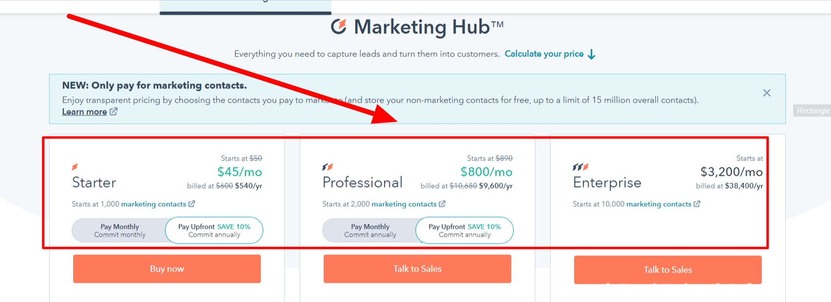 Hubspot- Listing The Best WordPress CRM For Small Business