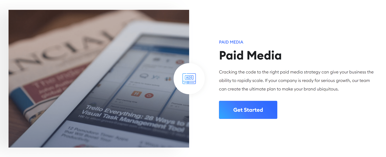 Marketing paid media- blake nubar reveiew