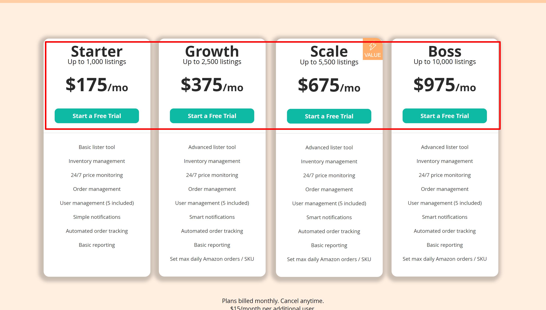 OAGEnius pricing plans- OA Genius review