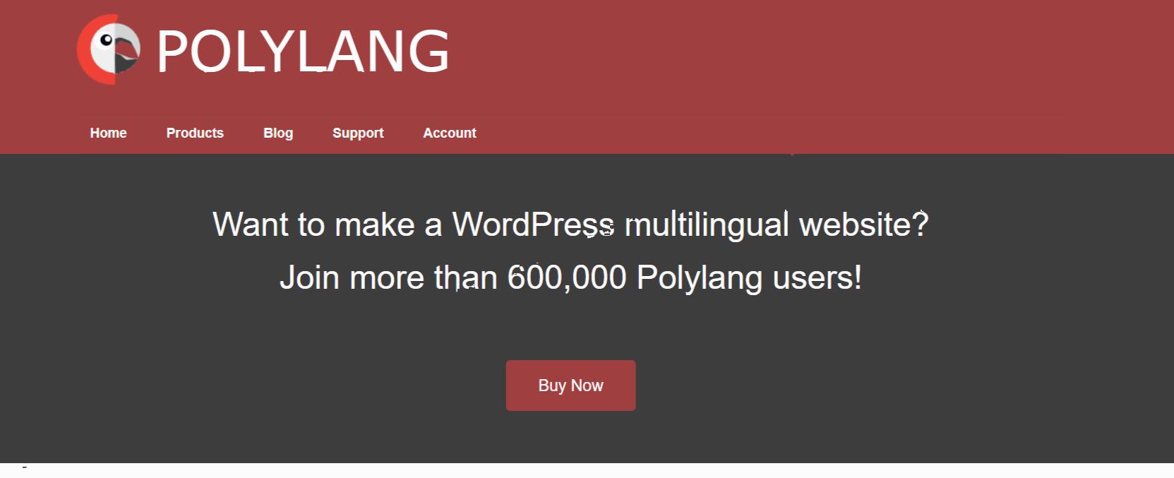 Polylang – wordpress translation plugin