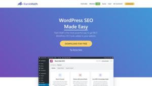Rankmath seo tool overview