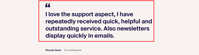 Sender.net customer reviews