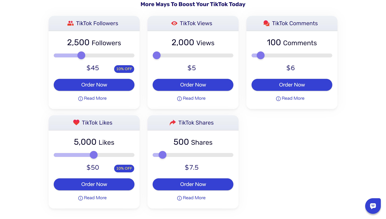 TikTok palace pricing with review