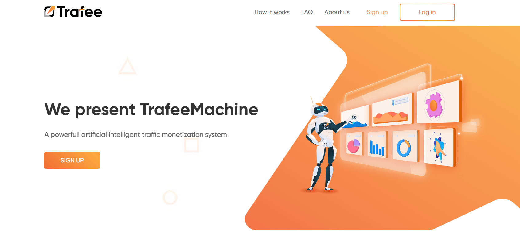 Trafee Overview- Trafee review