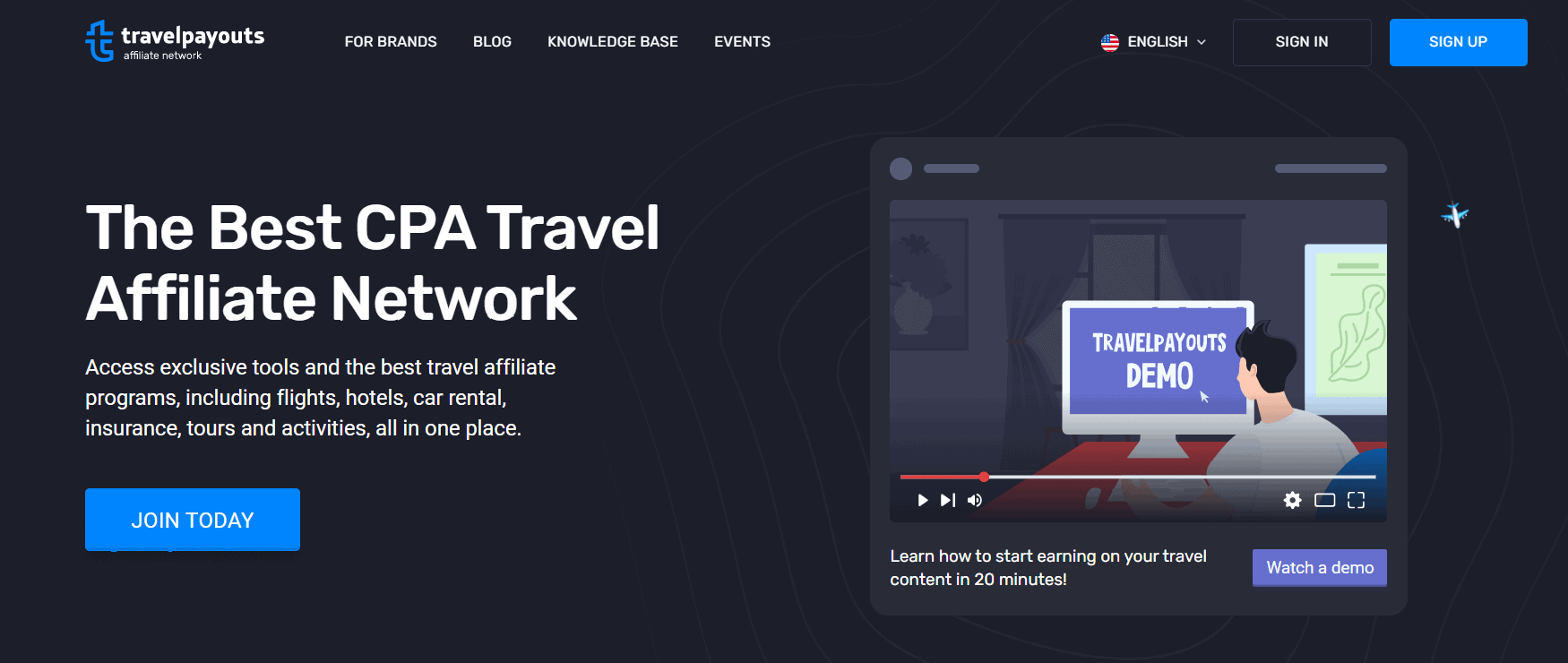 Travelpayouts Overview