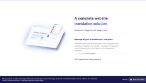 Weglot features- weglot review