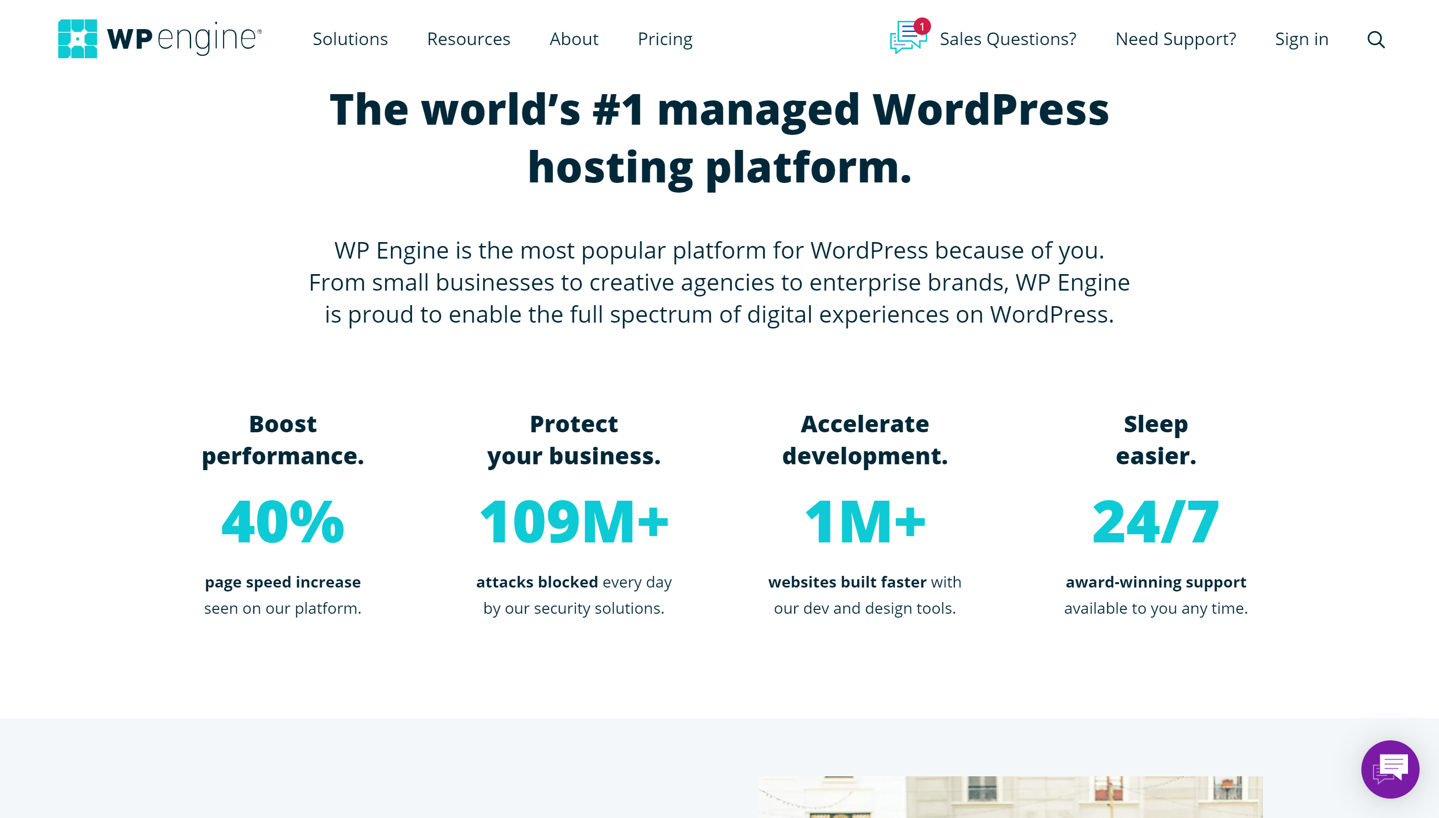 WpEngine hosting for Woocommerce