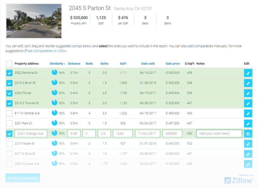 Zilculator investor dashboard- zilculator reviews