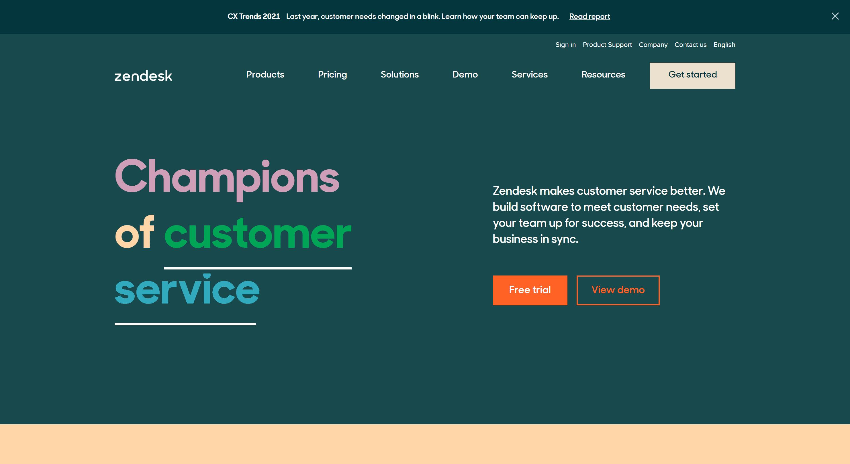 best shoopify customer apps- zendesk
