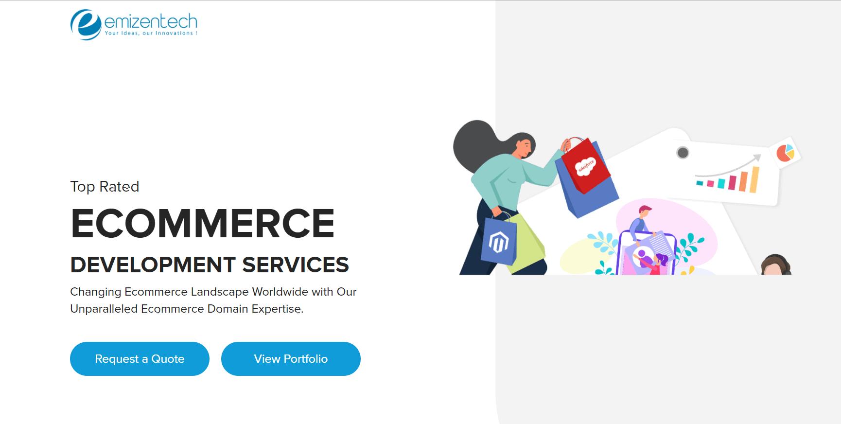 Emizentech-eCommerce Solution