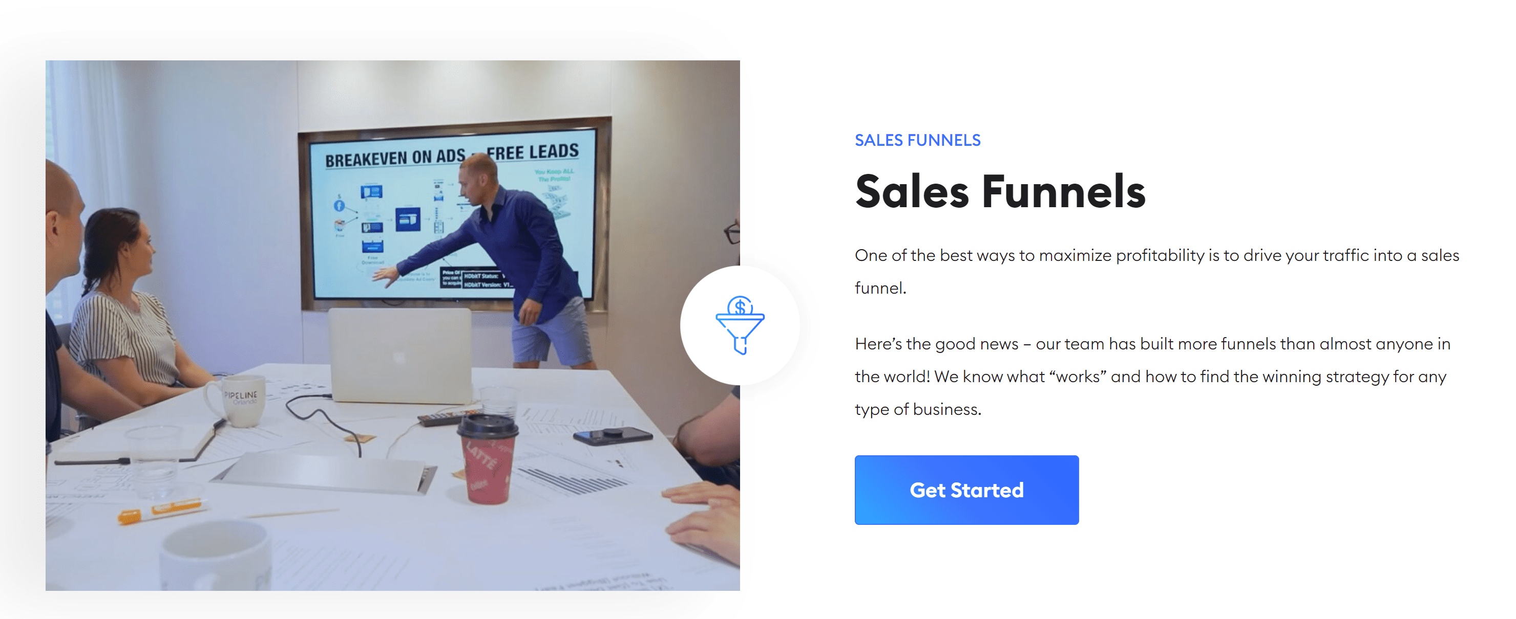 sales funnel- blake nubar review