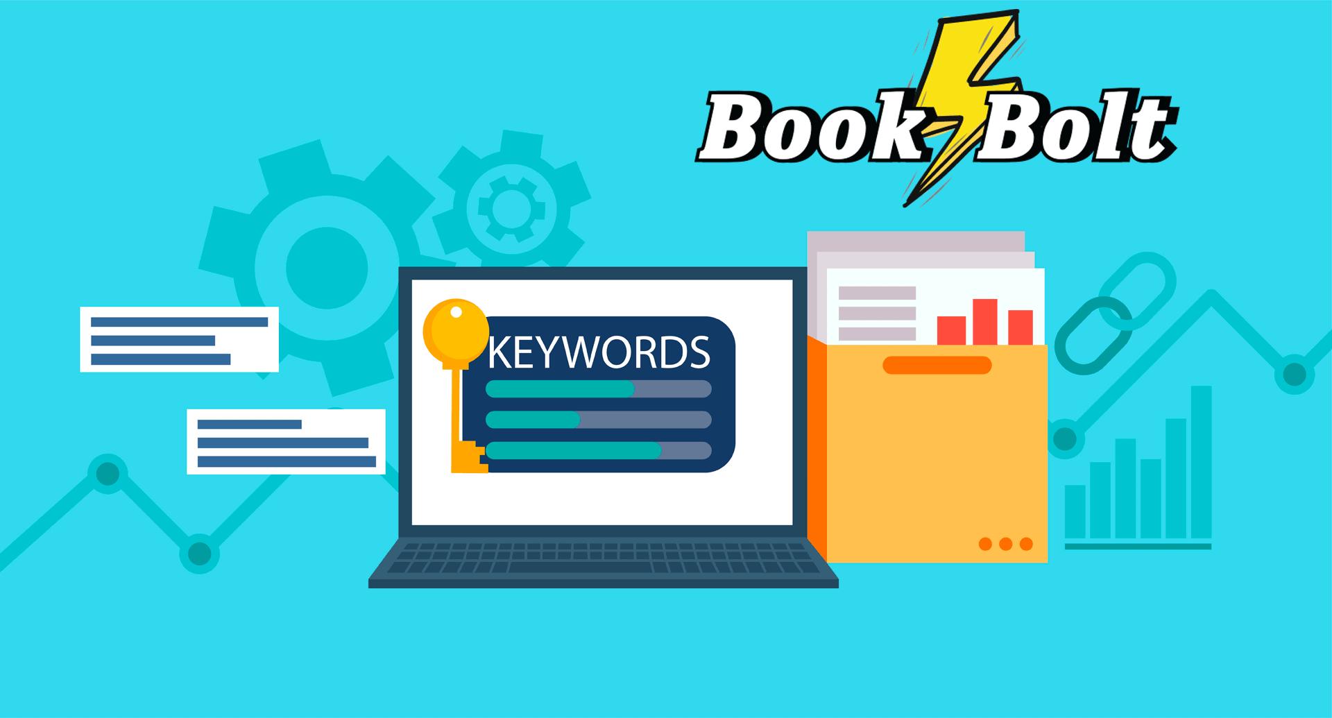 Book Bolt Keywords