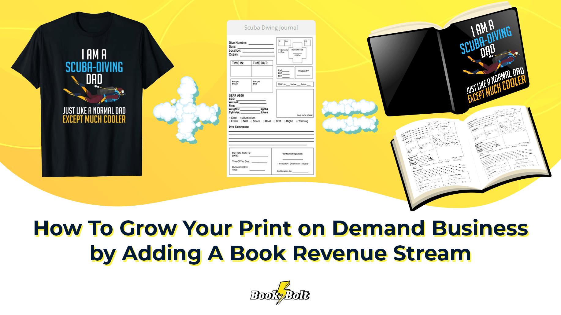 Book Bolt Print on Demand Business