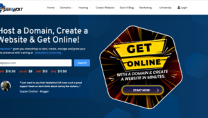 Buiying Domain-SeekaHost App review