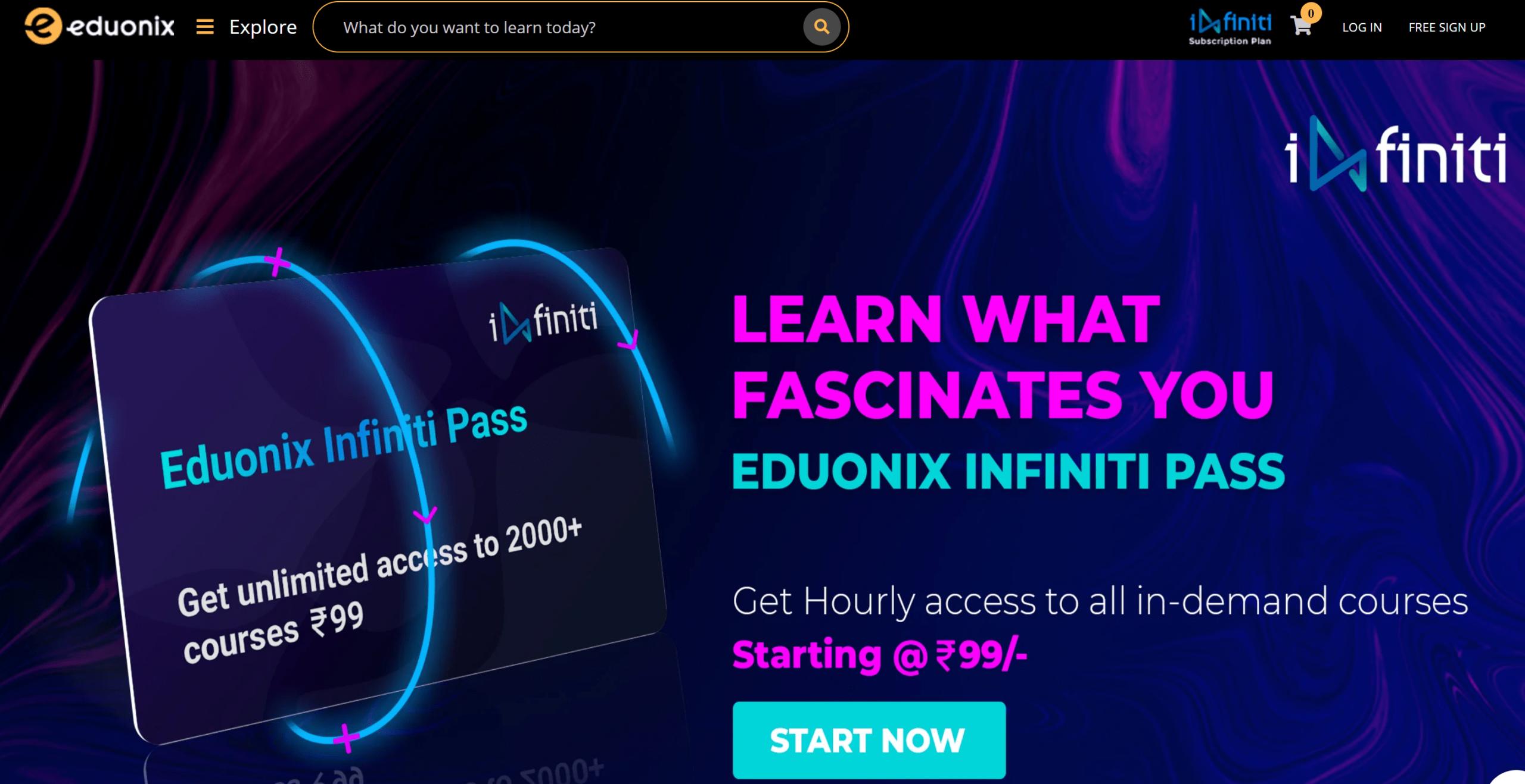 Eduonix Coupon promo codes