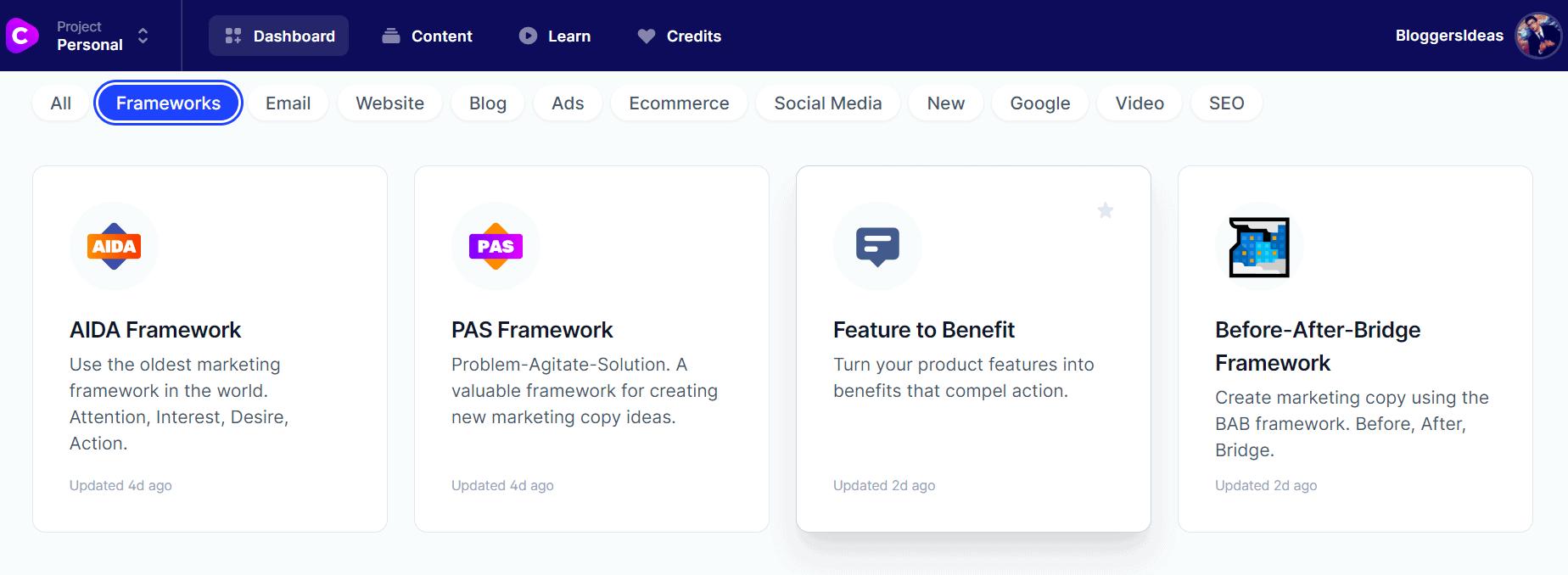Framework Conversion-ai