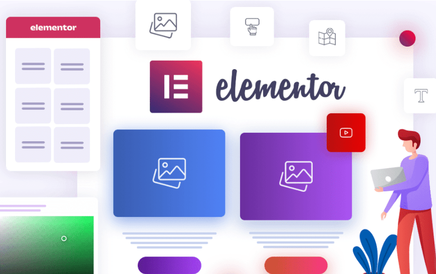 Integration With Elementor Page Builder-BuddyX Review