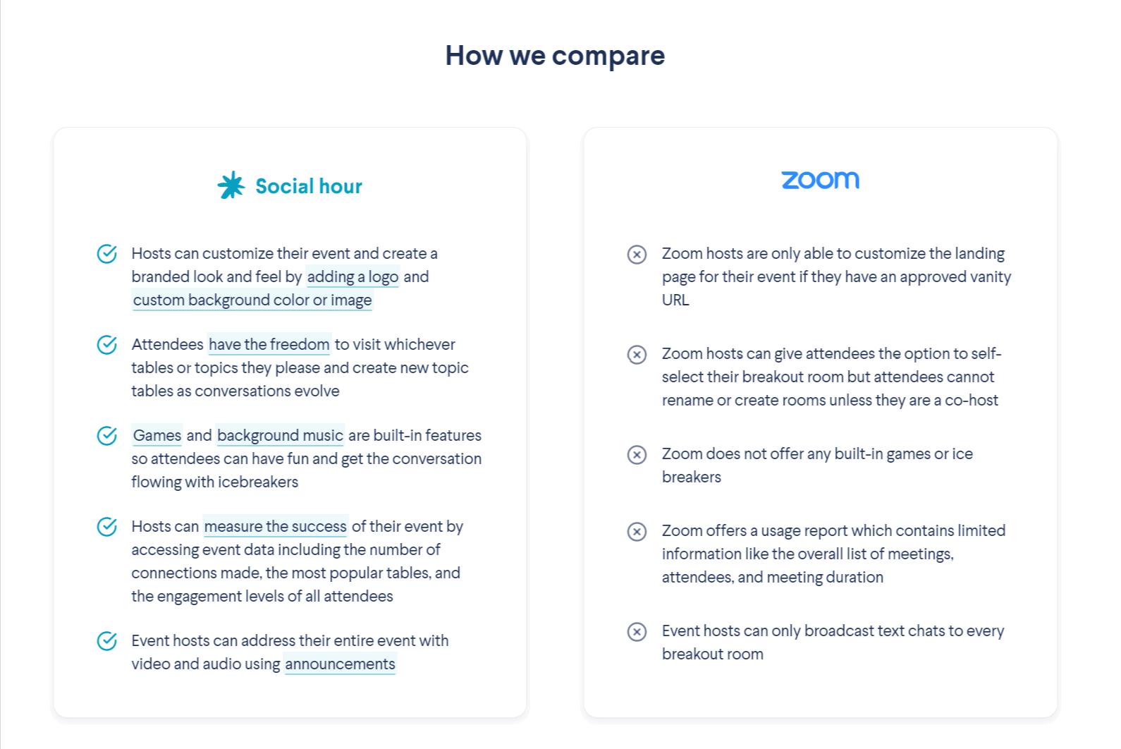 Socialhour vs zoom-socialhour review