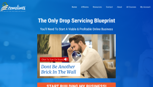 eComDimes course- best drop servicing courses