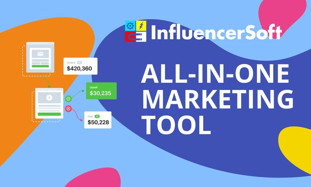 All in one marketing tool -Influncersoft Review
