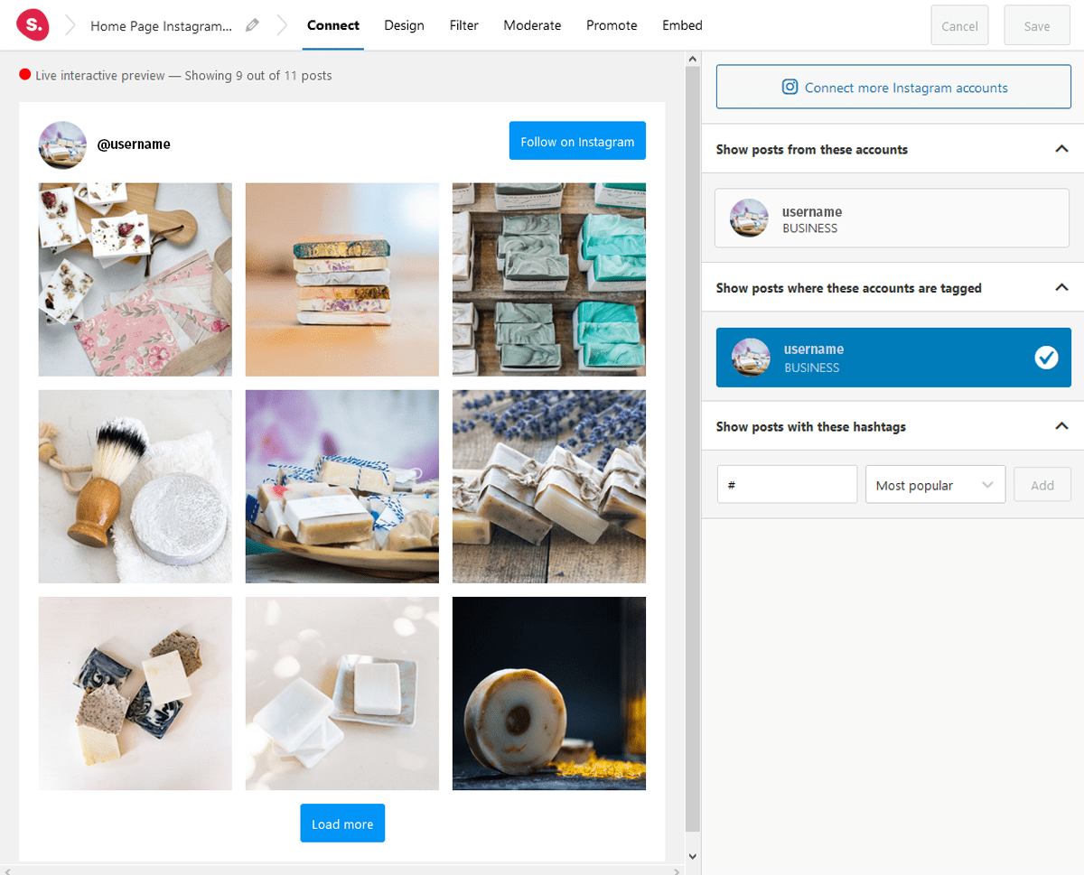 Getting started with spotlight Intsagram feeds- Spotlight instagram feeds review