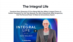 Integral Life By Ken Wilber- overview