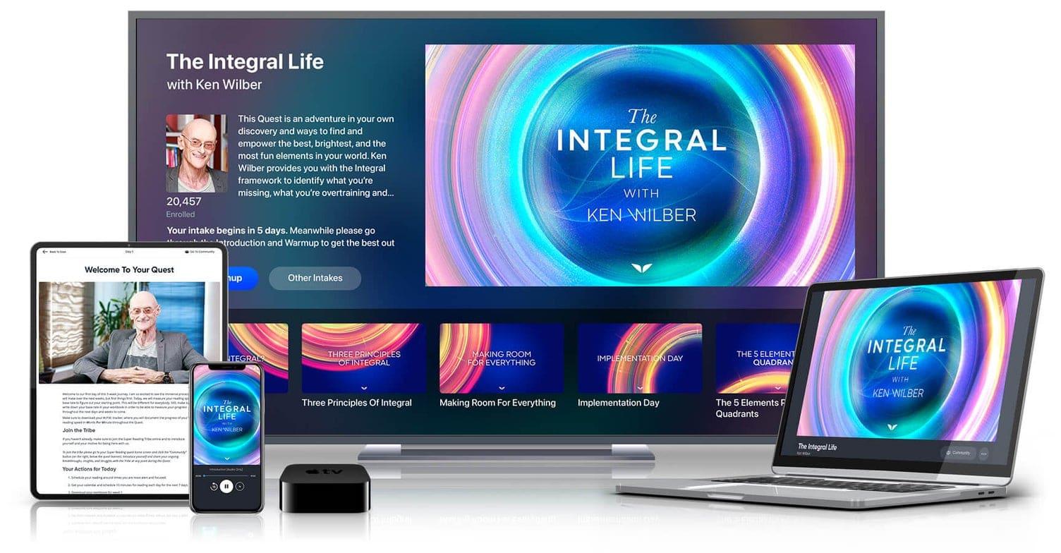 Integral life core programs- Integral lige by Ken Wilber review