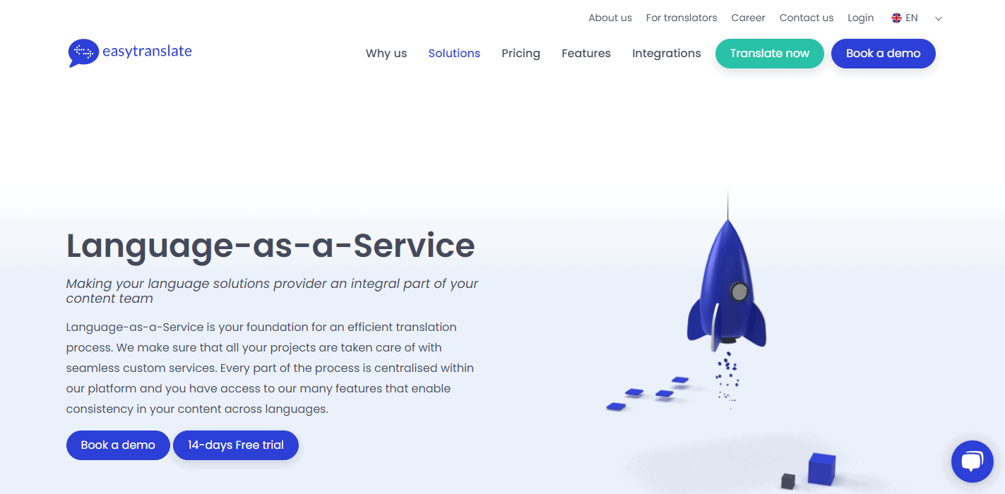 Language-as-a-Service-EasyTranslate Review