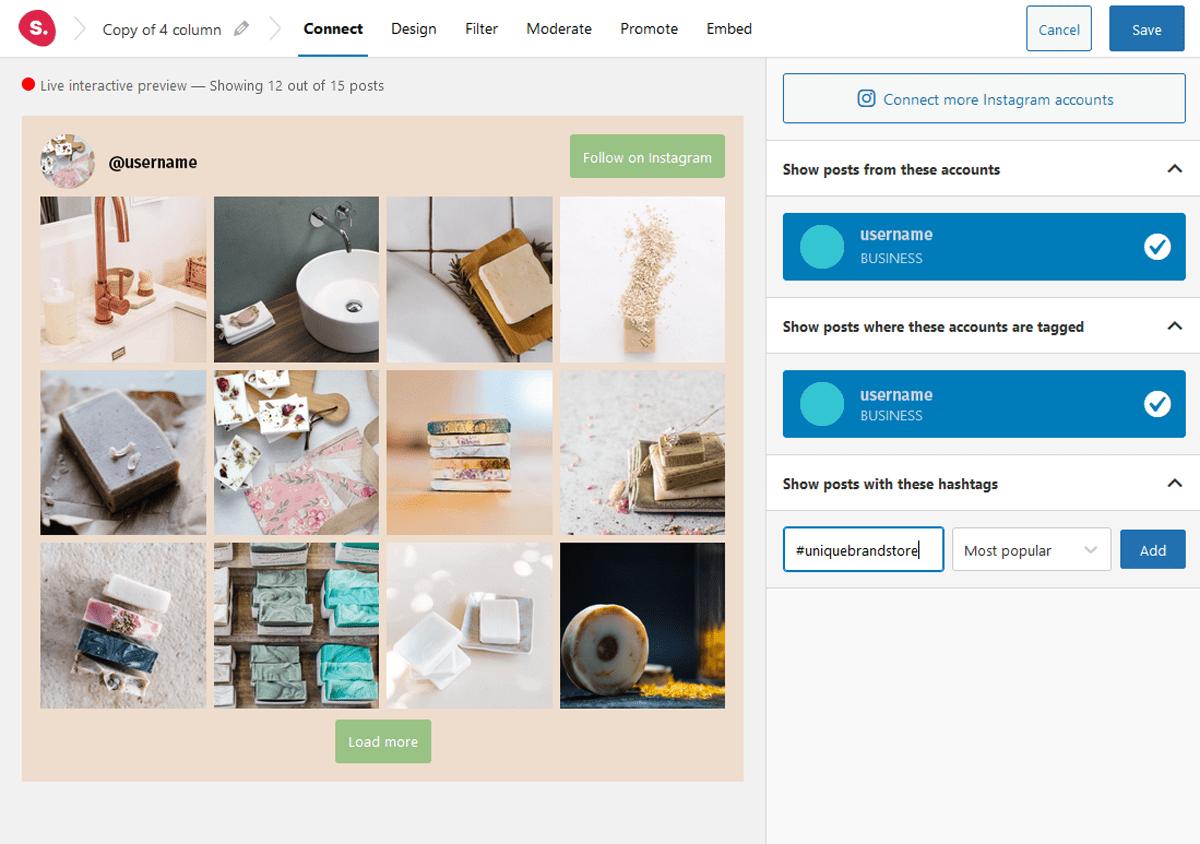 Pro features-Spotlight instagram feeds review