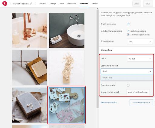 Promotion list-Spotlight instagram feeds review