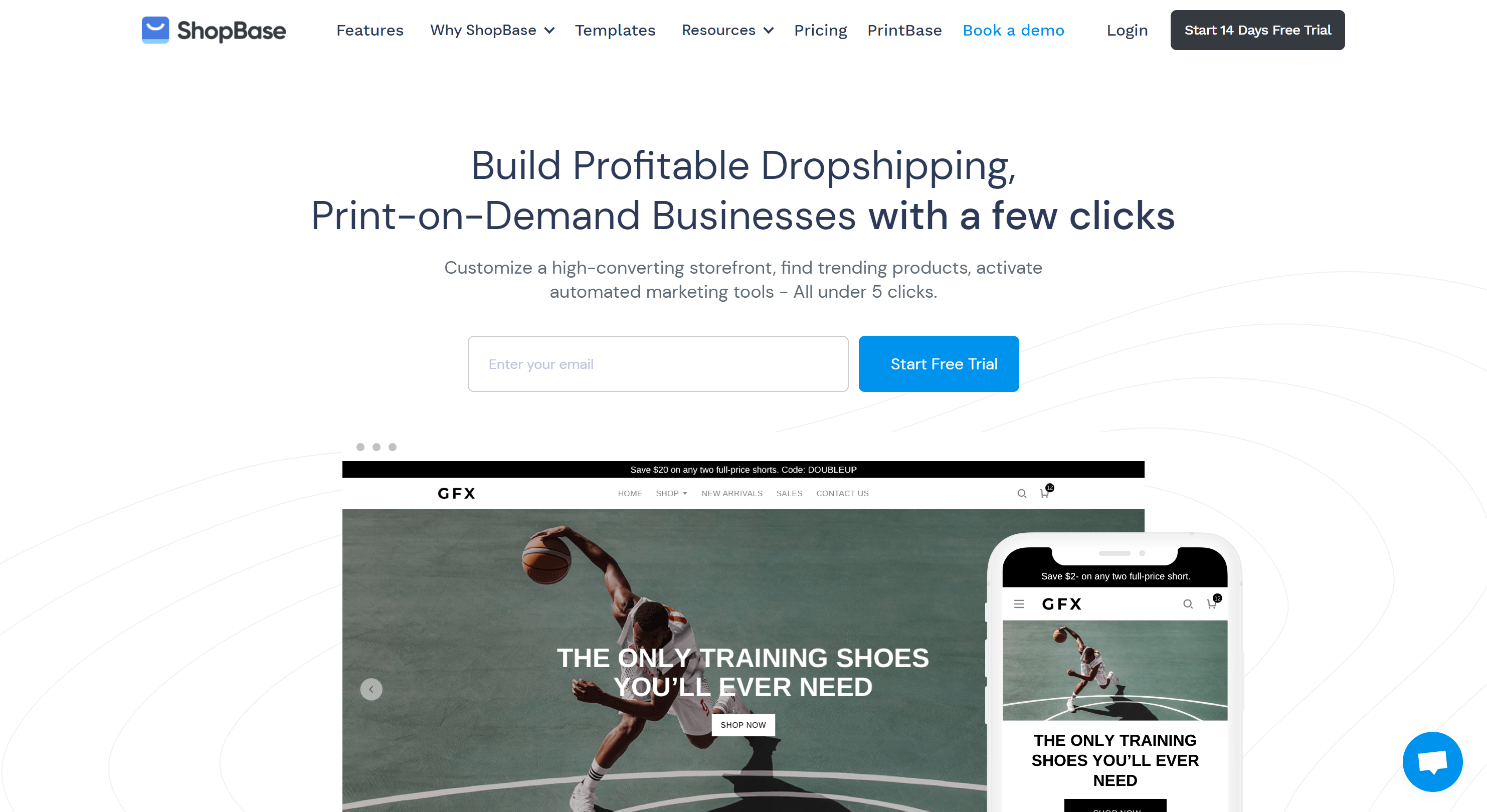 ShopBase theme overview- shopbase review
