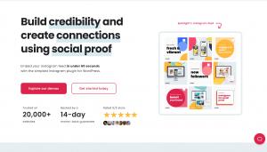 Spotlight wordpress plugin- spotlight instagram feeds review