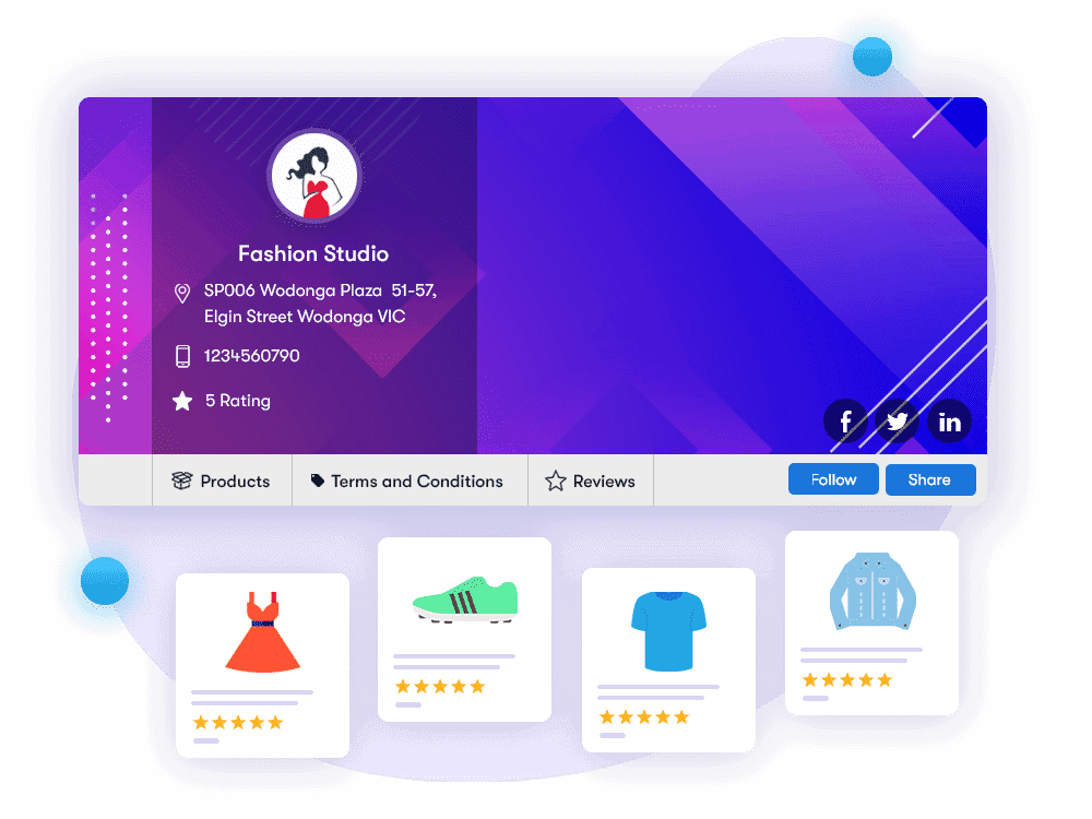 StoreMate Review -Multivendor option