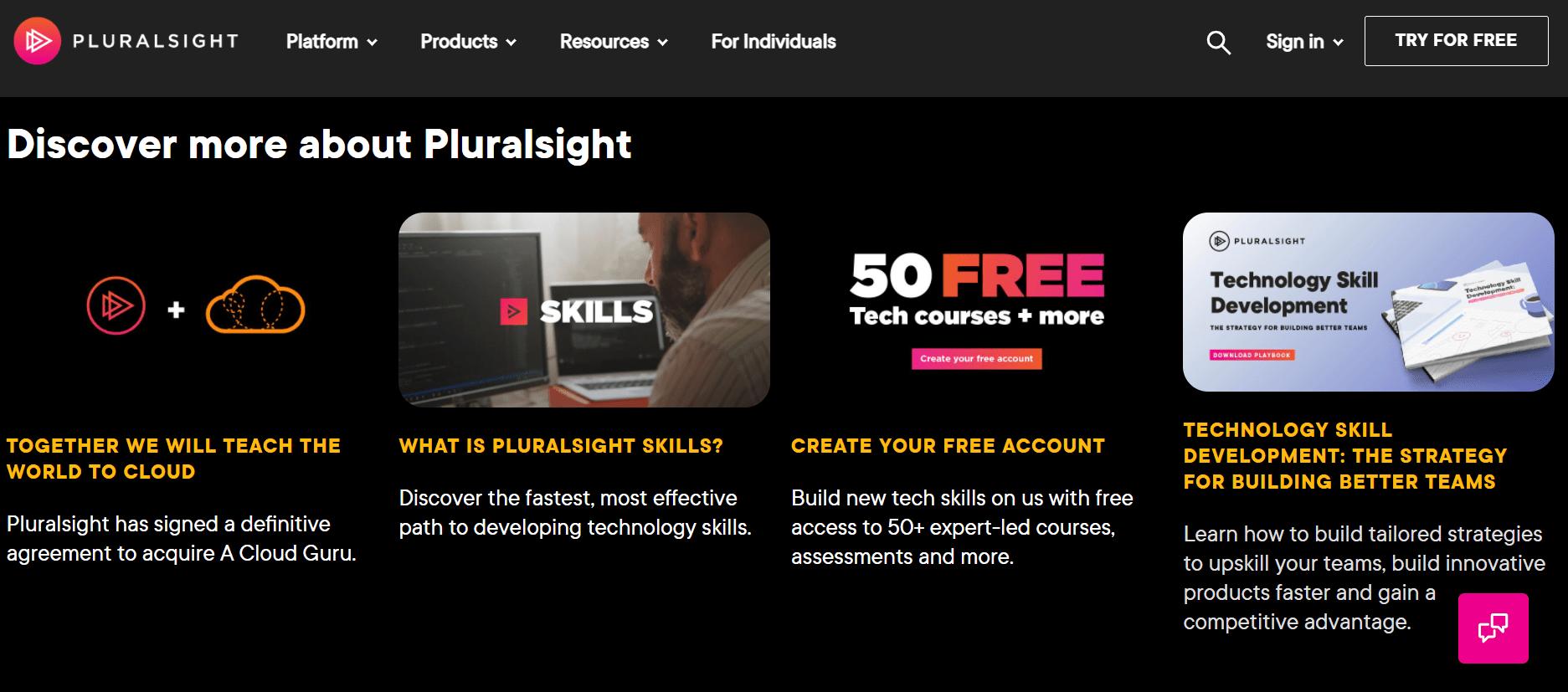 pluarsight black friday sale