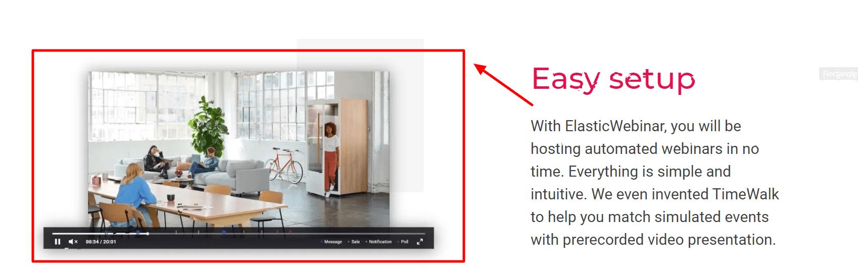 Easy setup- Elastic Webinar