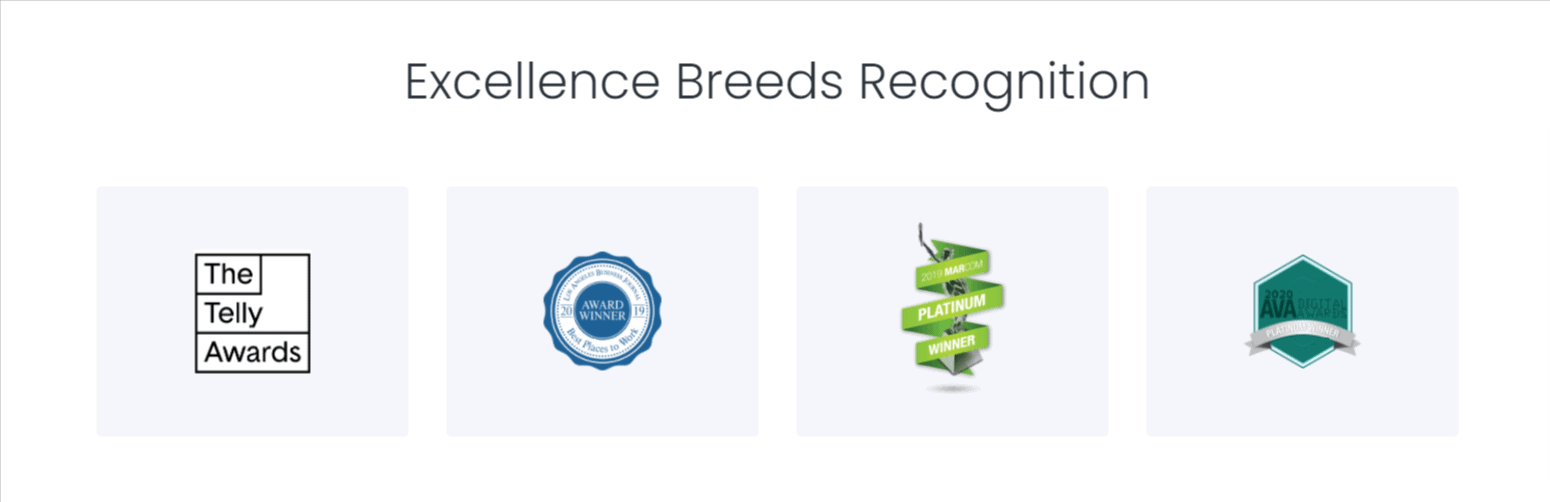 Excellence Breeds Recognition-Phonexa Review