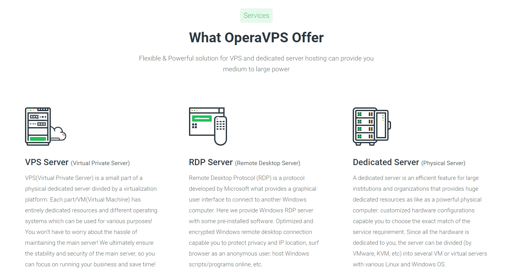 Features- Opera Review