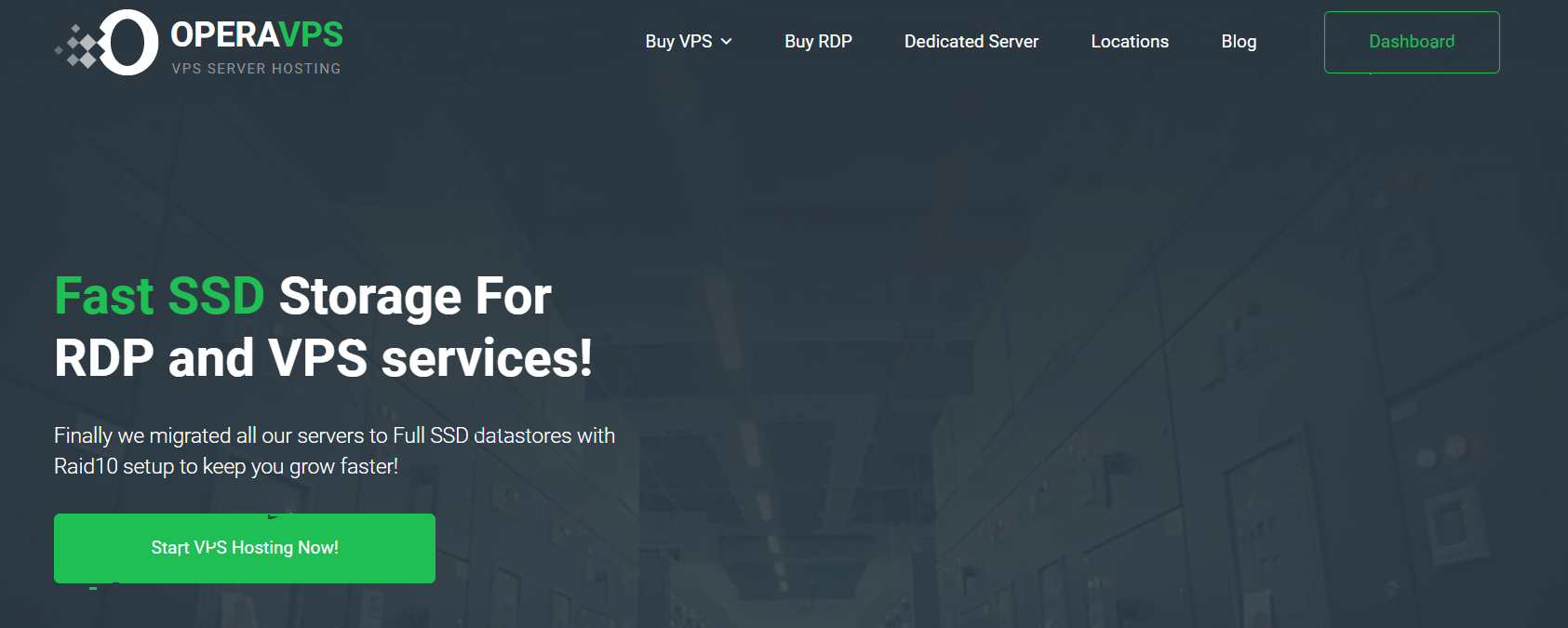 Opera VPS Review