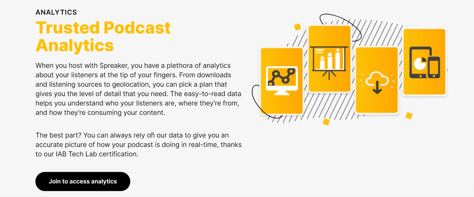 Podcast Analytics - Speaker coupon Codes